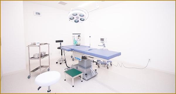 治療ガイドラインに基づいたオペ室の衛生管理・感染症防止対策を徹底