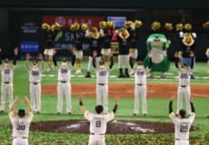 福岡ソフトバンクホークス 4年連続日本一!おめでとうございます!!